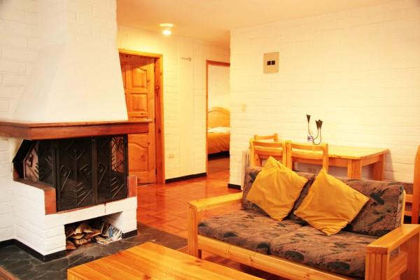 Apartamento de dos dormitorio. Precio por día: 150 USD