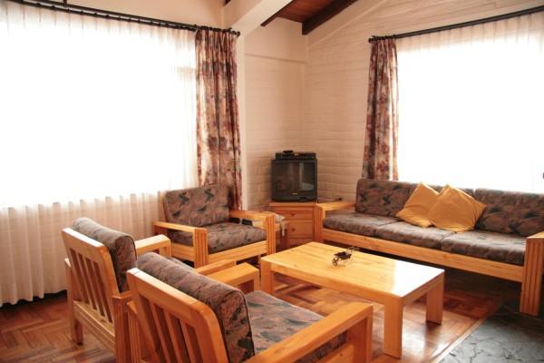 Sala de estar - Apartamento con 2 dormitorios