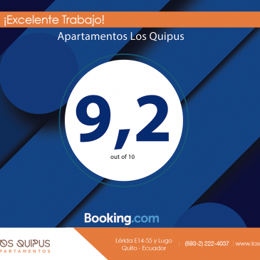 Calificación Booking